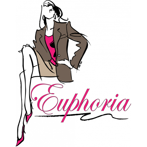 Euphoria - logo for fashion company